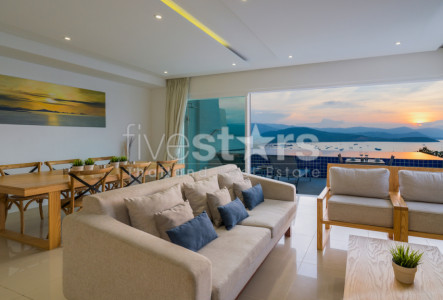 2 bedroom house with sea view for sale in Koh Samui