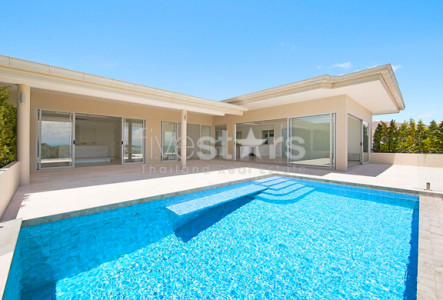 3 bedroom luxury villa for sale in Plai Laem