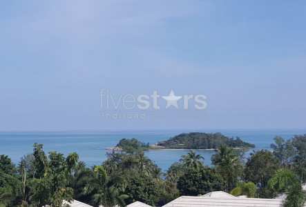 Great sea view plot for sale located in Choeng Mon
