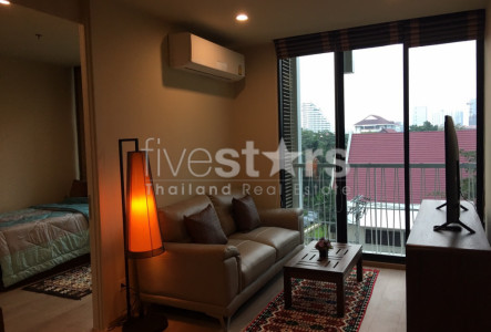 2 bedroom brand new condo for rent close to Asoke BTS station