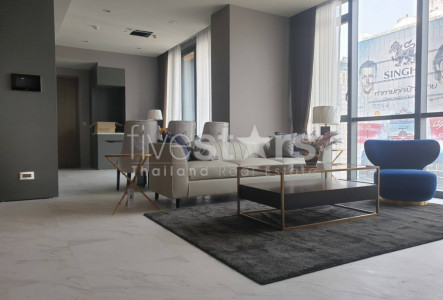 Brand new unfurnished 2 bedrooms pet friendly condo for rent in Thonglor