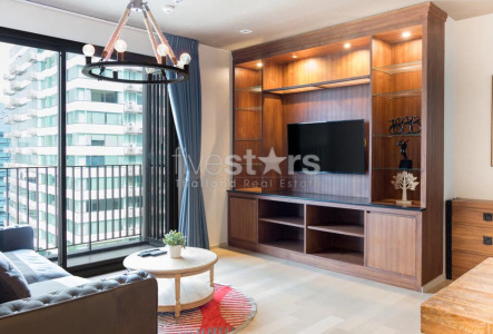 HQ by sansiri 2 bedrooms condo for rent in Sukhumvit BTS Thonglor