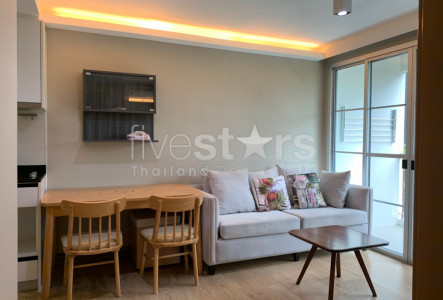Pet friendly 2 bedrooms condo for sale in Phromphong