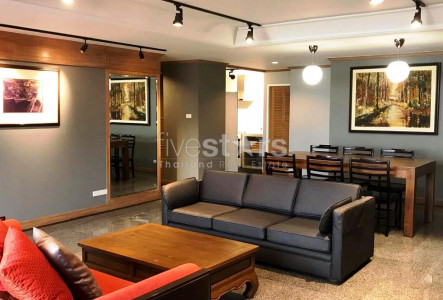 2 bedroom spacious condo for rent on Thong Lo