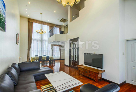 Baan Klangkrung Thonglor townhouse for rent in Bangkok Sukhumvit BTS Thonglor