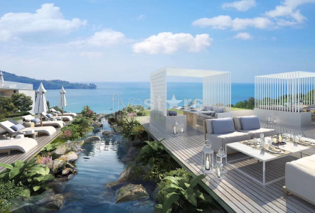 Sea view condominiums for sale in Kamala, Phuket