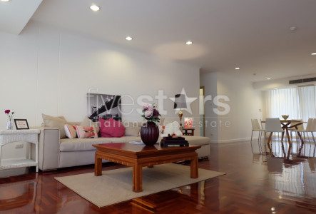 3 bedroom apartment for rent close to Surasak BTS station