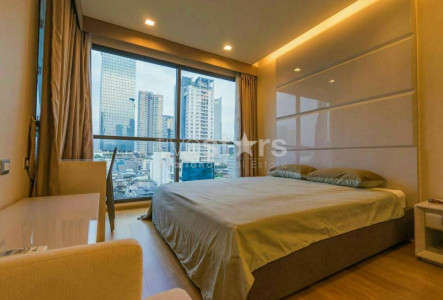 2-bedroom condo for rent on Sathorn