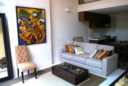 Simese 39 1 bedroom duplex condo for rent in Sukhumvit BTS Phromphong