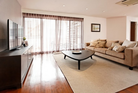3 bedrooms duplex apartment for rent close to BTS Prompong